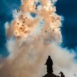 La Mascletà, fuego puro en las Fallas