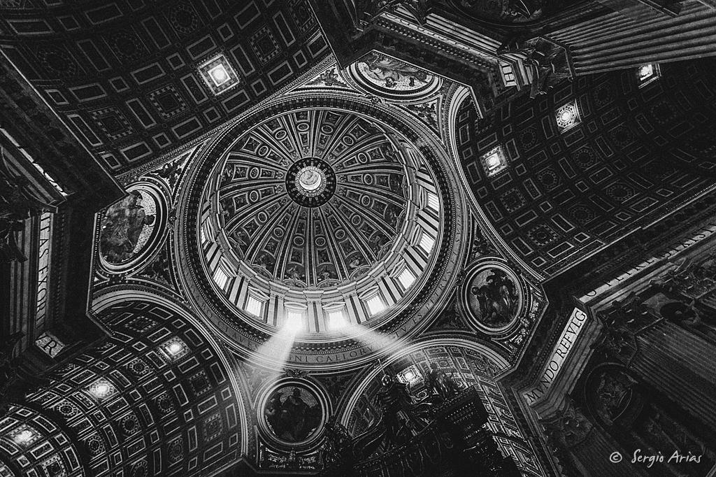 Exposición - Luces y sombras - El Vaticano