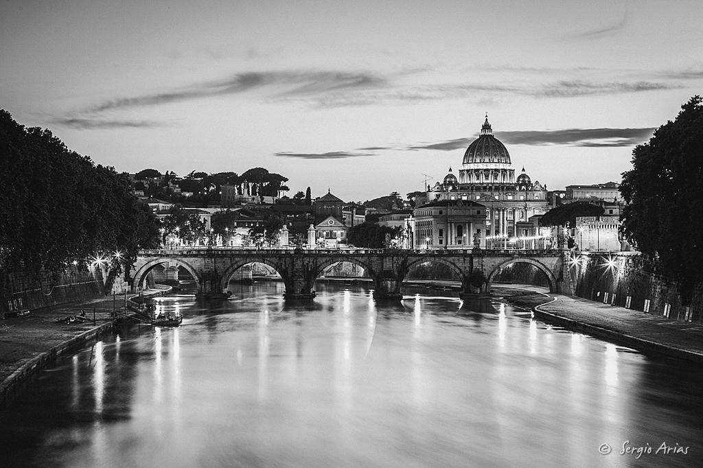 Exposición de Roma - Luces y Sombras