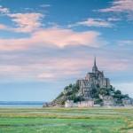 Mont Saint-Michel, la ciudad en medio del mar