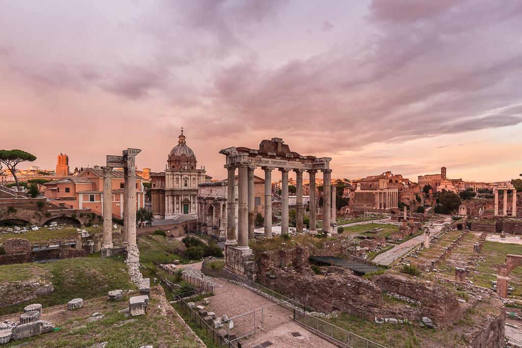 Roma es una ciudad que me encanta, no obstante la he visitado tres veces, dos de ellas gracias a intercambios con la misma familia