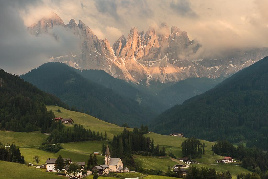 Dolomitas - Santa Magdalena