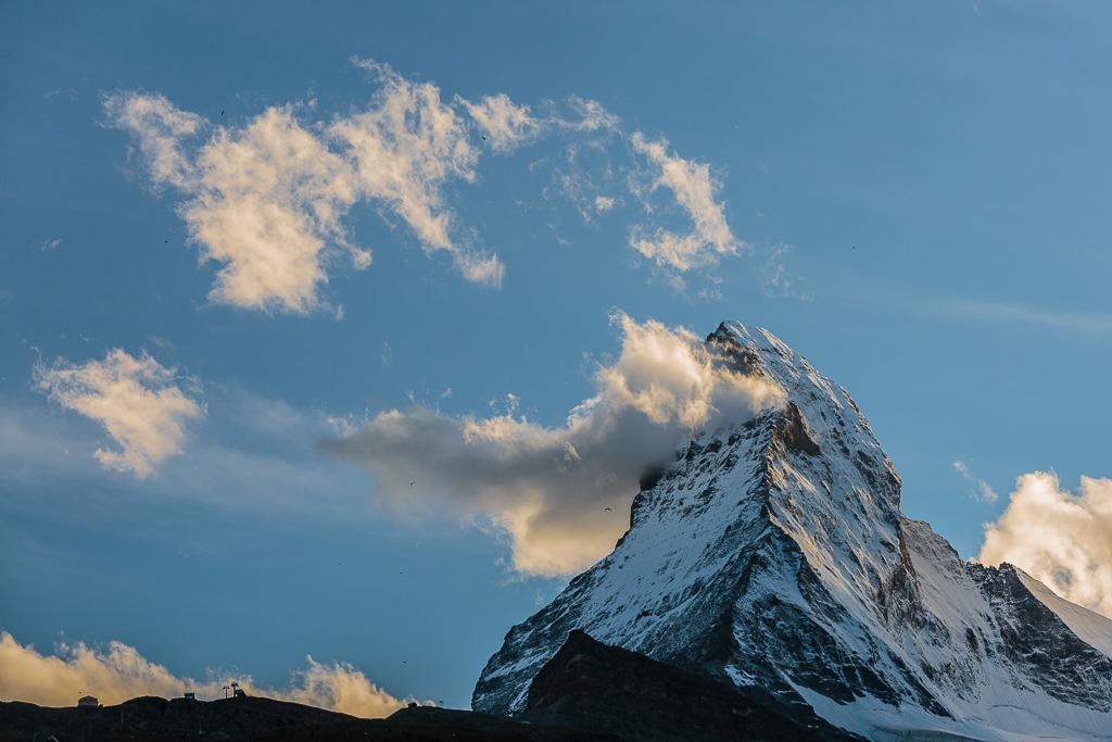 Matterhorn o Cervino