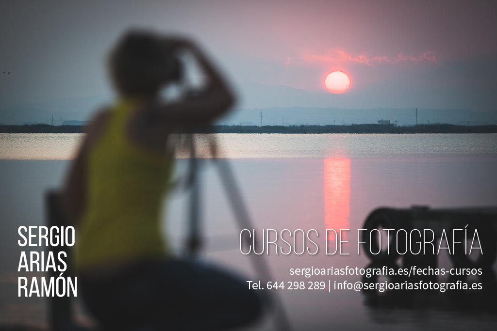 Cursos y talleres de fotografía en Valencia