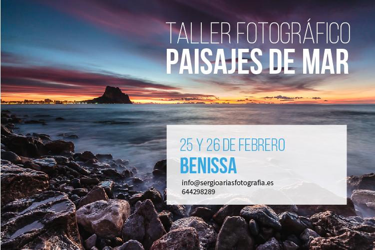 Taller paisaje en Benissa