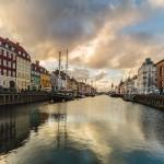 Nyhavn, un canal lleno de color