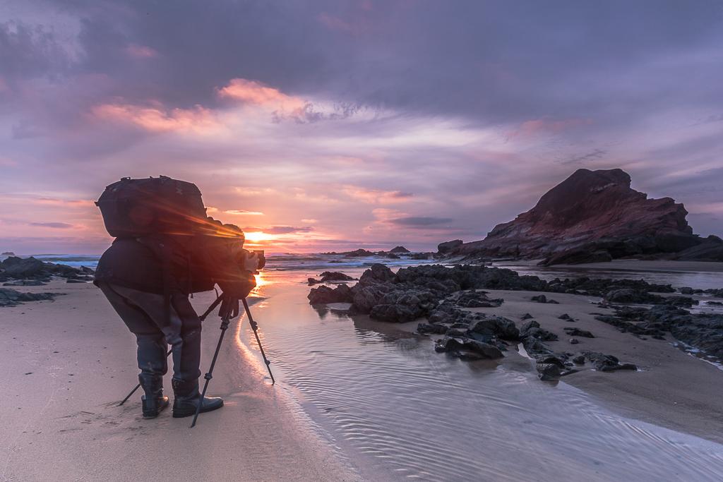 Taller fotográfico de naturaleza en el Algarve