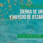 Taller fotográfico de Otoño en Urbasa y Otzarreta