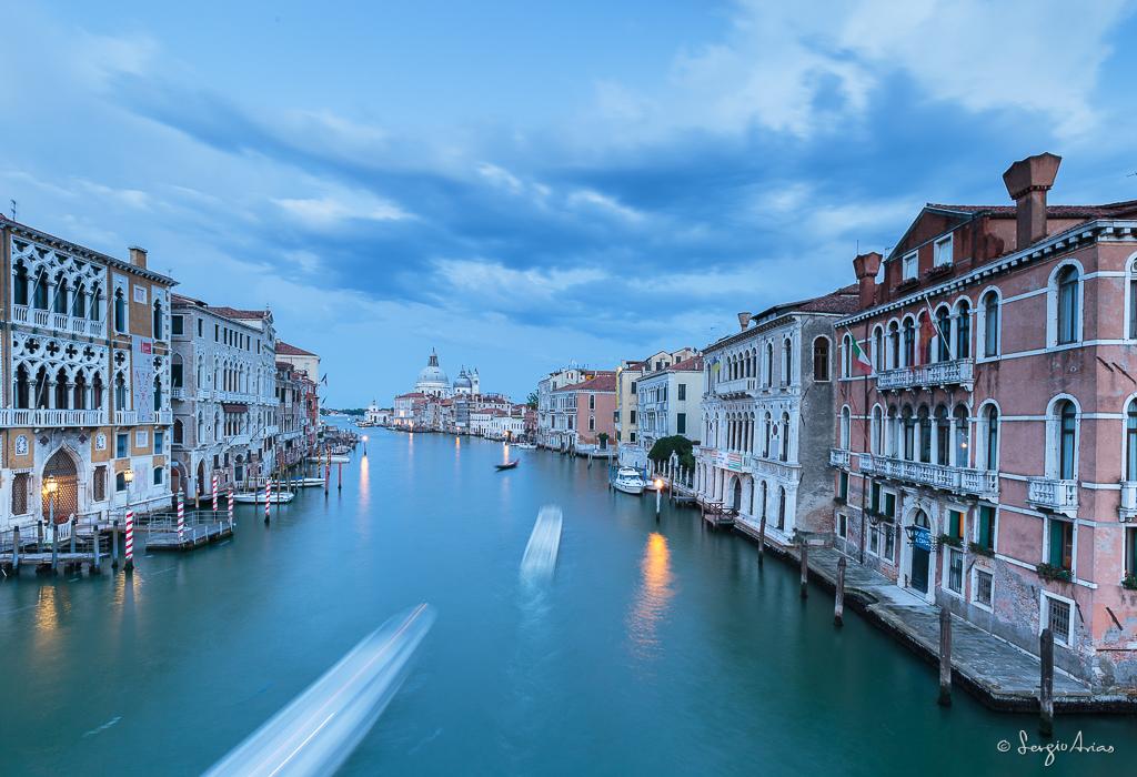 Venecia - Basílica de Santa Maria della Salute