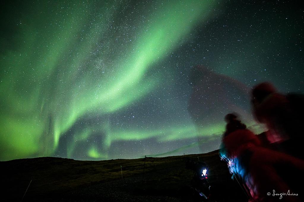 Cierro los ojos y trato de volver a Islandia y revivir aquellos momentos