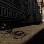 La bici del pintor fue la protagonista en el pasillo de luz