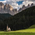 Descubriendo los Alpes Dolomitas
