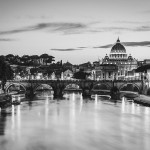 Exposición 'Luces y Sombras' en Roma