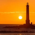Puesta de Sol en el Cabo de la Hague