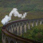 Escocia: Pasajeros al tren