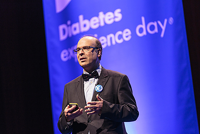 Diabetes Experience Day 2016 - Sergio Arias Ramón