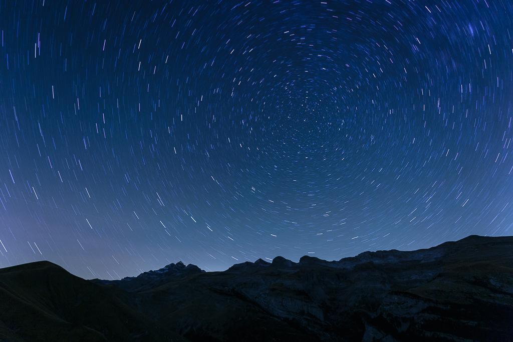 Circumpolar sobre el valle de Ordesa con el Monte Perdido - Sergio Arias Ramón