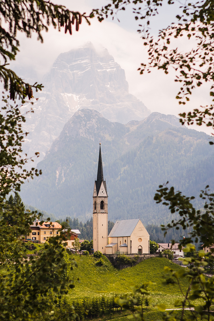Selva di Cadore con Monte Pelmo - Dolomitas - Sergio Arias Ramón