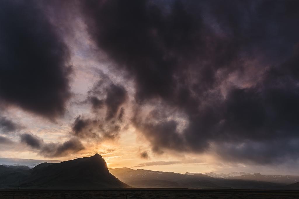Amanecer en Islandia - Sergio Arias Ramón