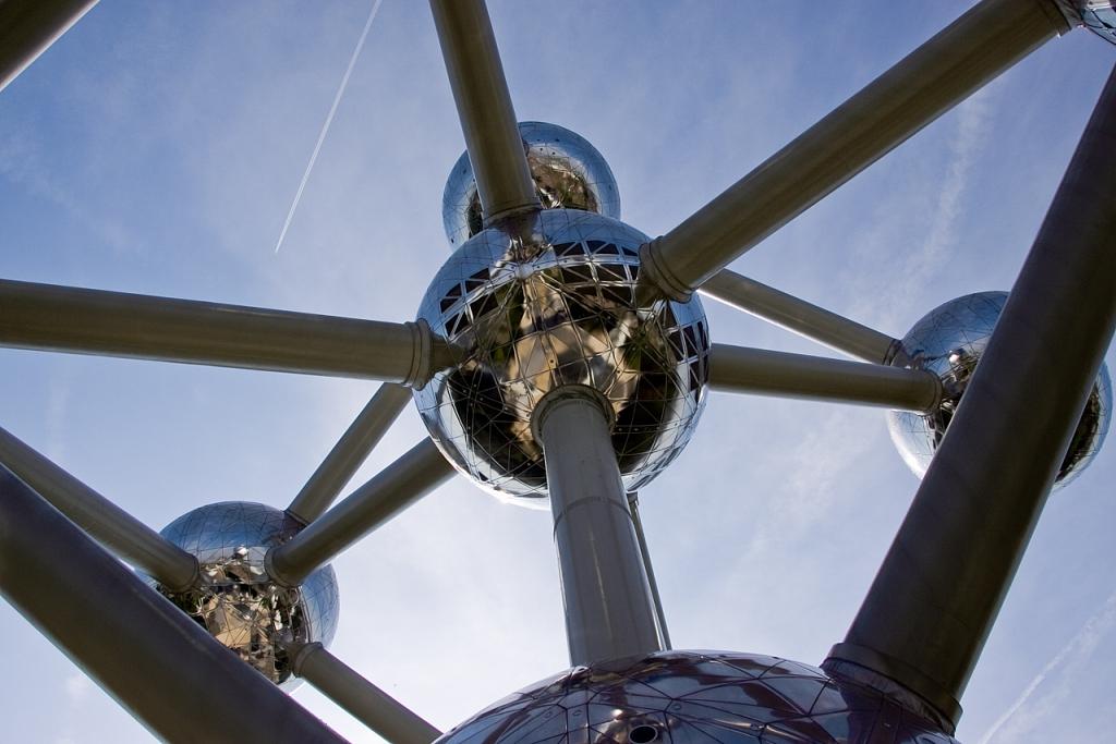 El Atomium - Bruselas - Sergio Arias Ramón