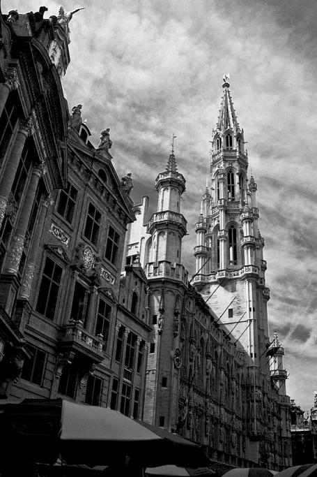El Ayuntamiento - Bruselas - Sergio Arias Ramón