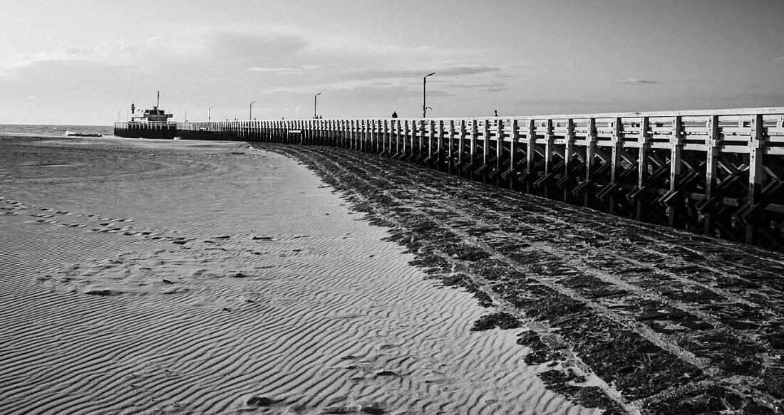 El Muelle - Ostende - Sergio Arias Ramón