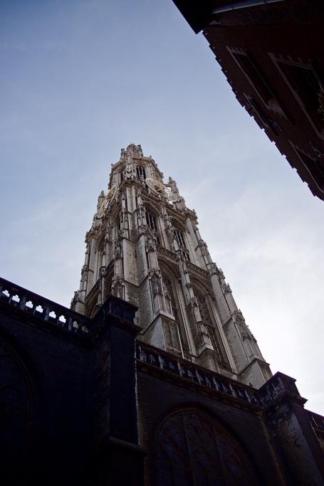 La Catedral - Amberes - Sergio Arias Ramón
