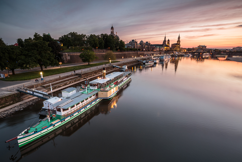Dresden, la ciudad que resurgió de sus cenizas (2015) - Sergio Arias Ramón