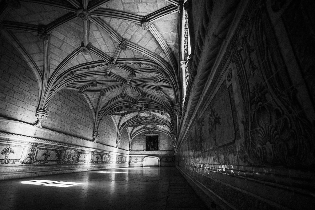 Interior del monasterio de los Jerónimos - Lisboa - Sergio Arias Ramón