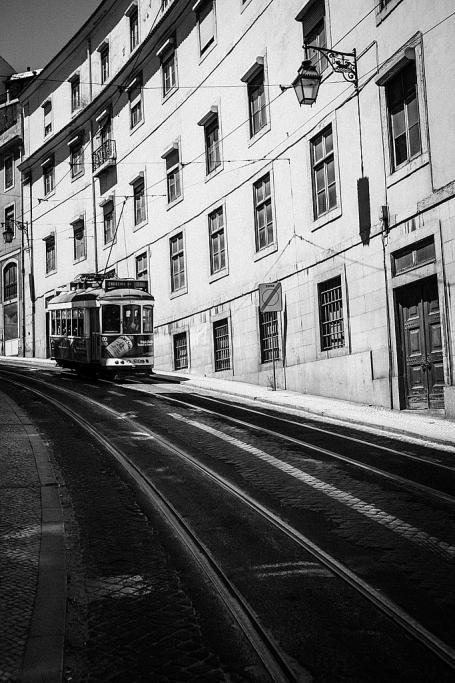 El Tranvía - Lisboa - Sergio Arias Ramón