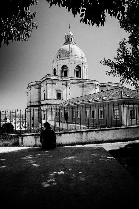Pensando en ella a las 16:17 - Lisboa - Sergio Arias Ramón