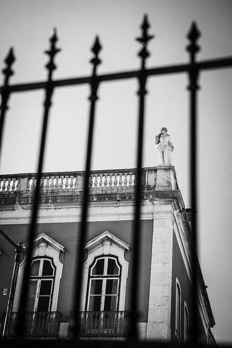 Entre rejas - Lisboa - Sergio Arias Ramón