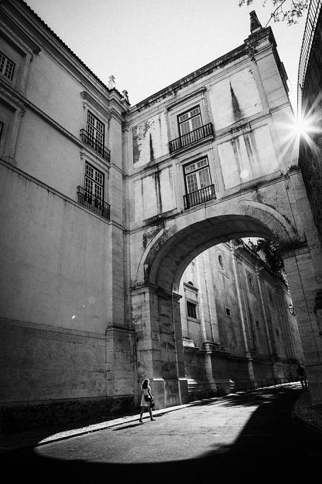 Camino de vuelta - Lisboa - Sergio Arias Ramón