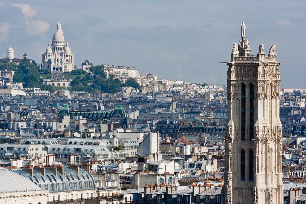 Iglesia del Sagrado Corazón - París - Sergio Arias Ramón