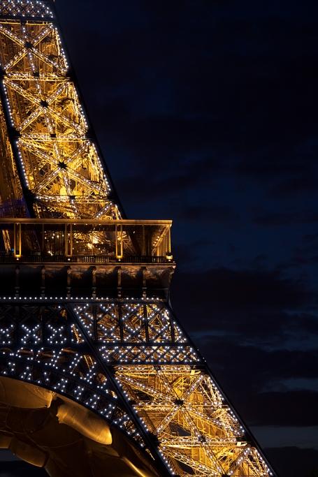 La Luz de Eiffel - París - Sergio Arias Ramón