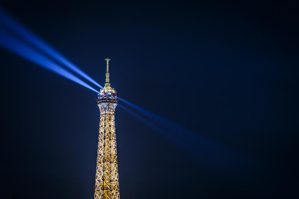 Luz de esperanza - París - Sergio Arias Ramón