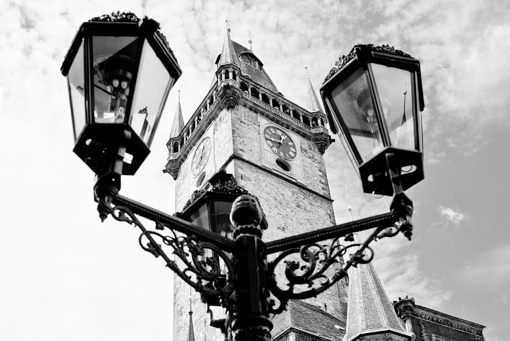 Torre del reloj - Praga - Sergio Arias Ramón