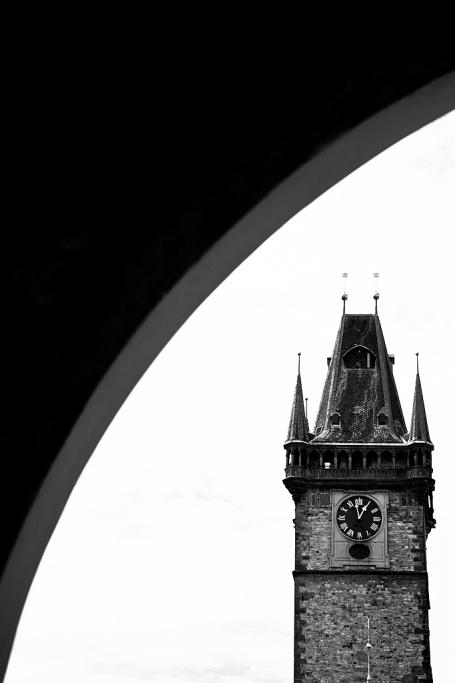 Torre del Reloj Astronómico - Praga - Sergio Arias Ramón