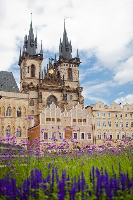 Iglesia del Týn - Praga - Sergio Arias Ramón