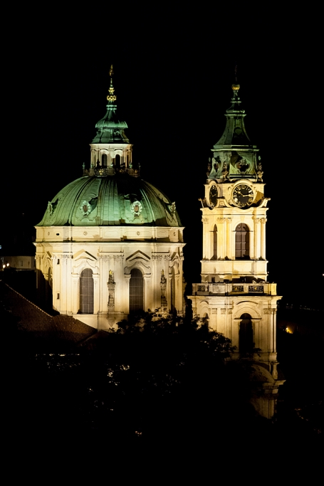 Catedral de San Nicolás - Praga - Sergio Arias Ramón