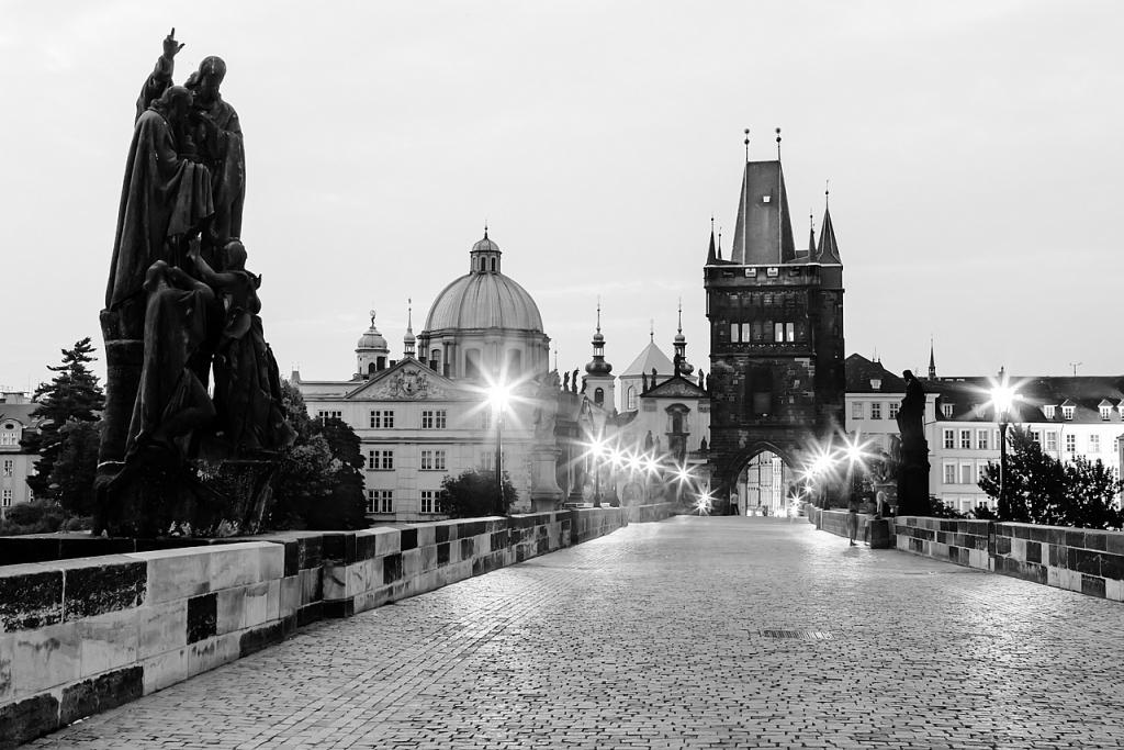 Puente de Carlos (I) - Praga - Sergio Arias Ramón
