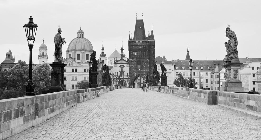 Puente de Carlos (III) - Praga - Sergio Arias Ramón