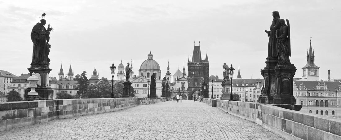 Puente de Carlos (IV) - Praga - Sergio Arias Ramón