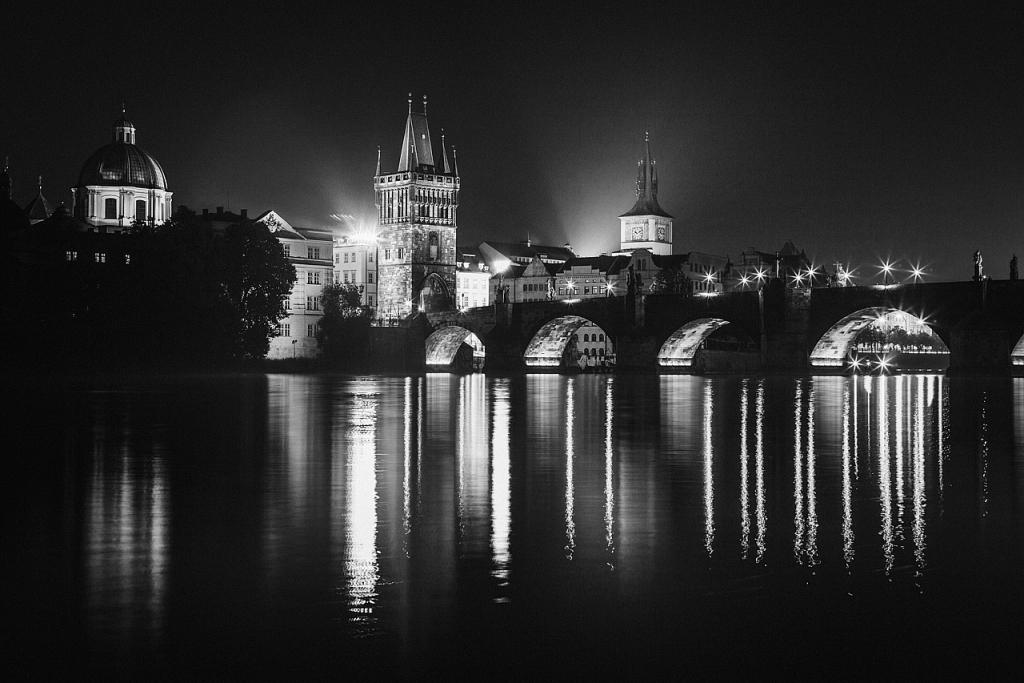 Puente de Carlos - Praga - Sergio Arias Ramón