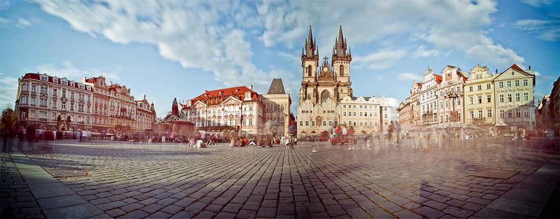 La Plaza Antigua de Praga - Praga - Sergio Arias Ramón