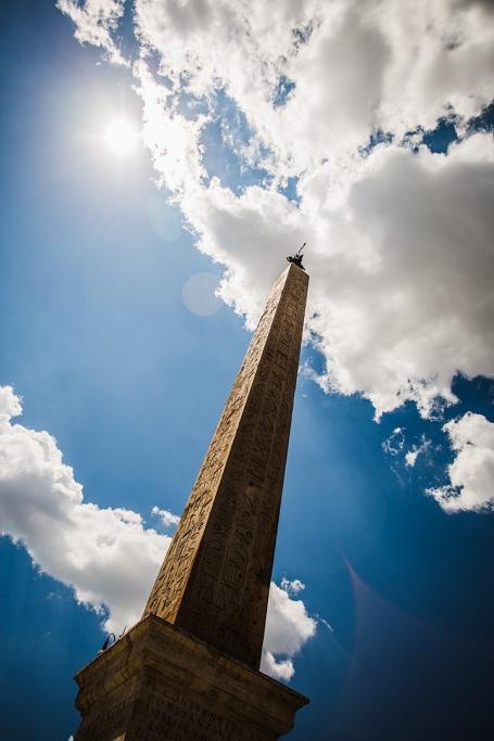 Obelisco Lateranense en San Giovanni - Sergio Arias Ramón
