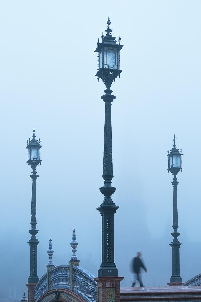 Caminando entre la niebla - Sergio Arias Ramón