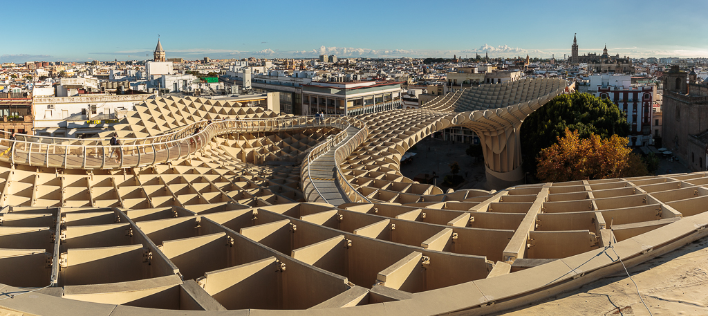 Vistas increíbles desde las setas - Sergio Arias Ramón