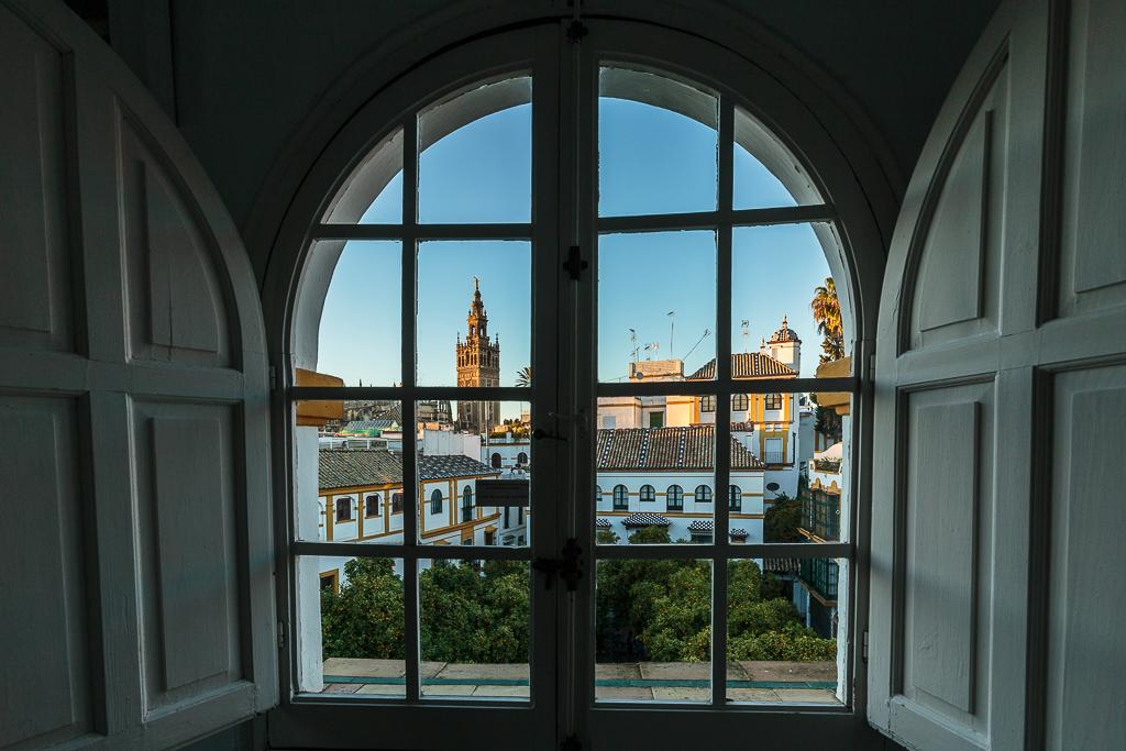 Lugar de inspiración de artistas Sevillanos - Sergio Arias Ramón