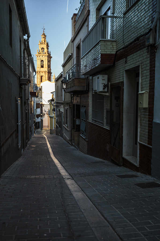 Bétera - Iglesia de la Purísima Concepción - Sergio Arias Ramón